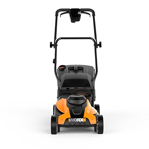 WORX WG775 24V 14' Cordless Electric Lawn Mower