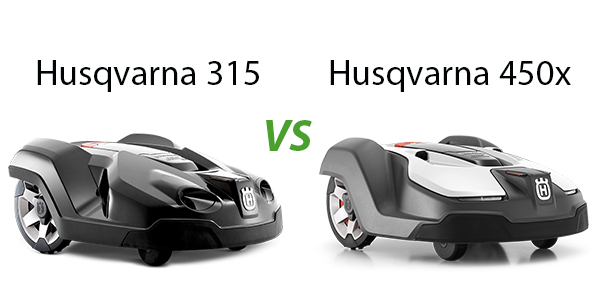 husqvarna 315 vs husqvarna 450x. Black Bedroom Furniture Sets. Home Design Ideas